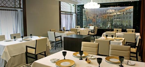 Restaurante Ramón Freixa en Madrid