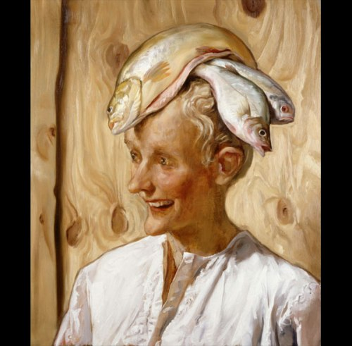 Retratos Mapfre john currin La marroquí