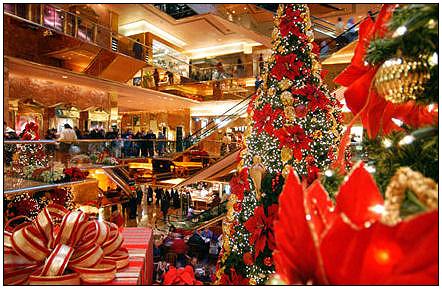 centros comerciales abiertos hoy 6 de diciembre: