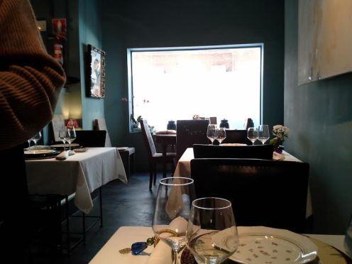Restaurante Maitia ricon comedor Te Veo en Madrid