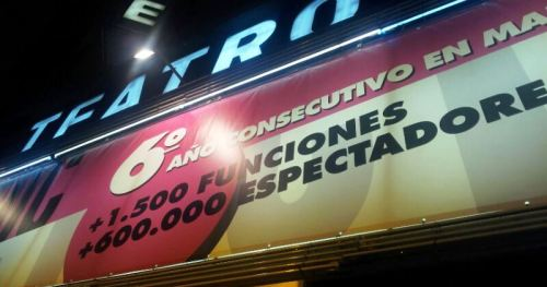 Toc Toc teatro Principe gran via Te Veo en Madrid